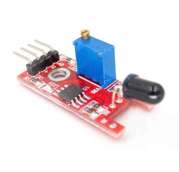 Infrared Remote Control IR Receiver Module HX1838