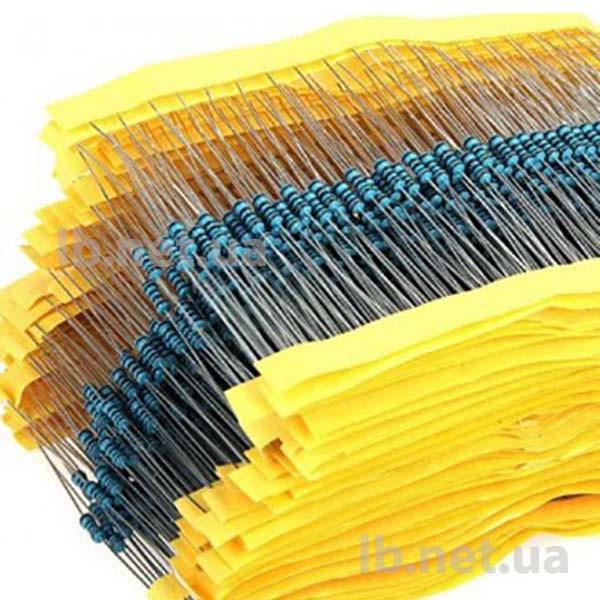 Набор резисторов 0.5 - 1 Вт