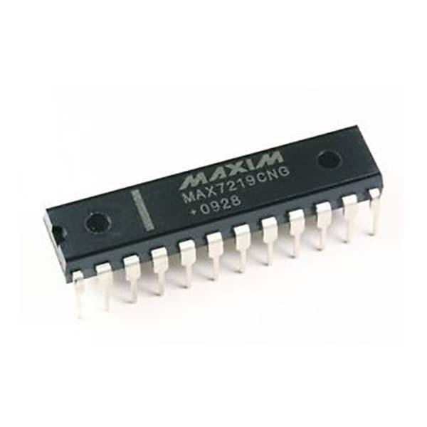 MAX7219CNG драйвер светодиодного дисплея (DIP-24)