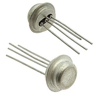 Биполярный транзистор серии ГТ