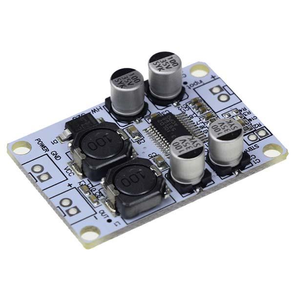 Усилитель мощности 30 Вт на микросхеме TPA3110, 8 - 26 В
