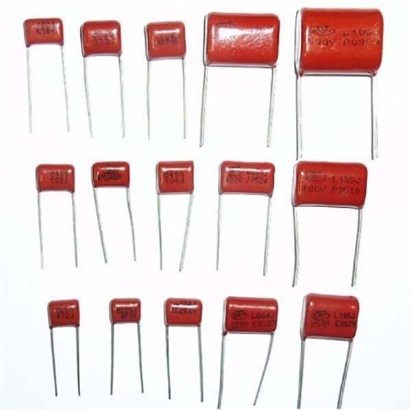Конденсатор пленочный 630В 100нФ  Р=10 мм