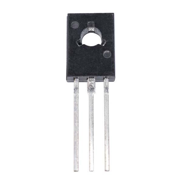 Транзистор биполярный BD139-140, ТО-126