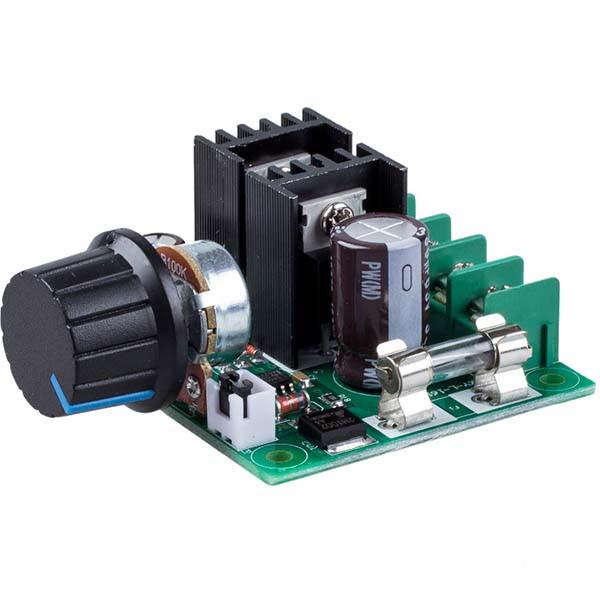 ШИМ регулятор скорости вращения двигателя 12-40 В 10А