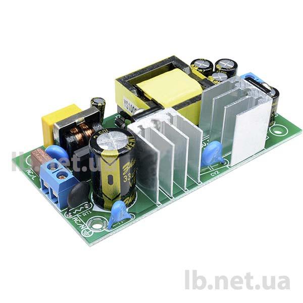 Источник питания AC-DC, 110-220В - 12В/2А