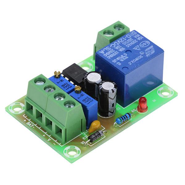 Интеллектуальный контроллер зарядного устройства 12 В XH-M601