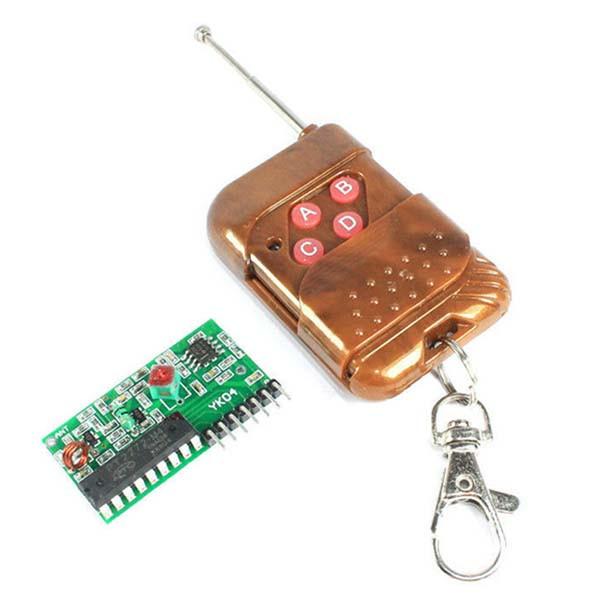 Пульт дистанционного управления IC 2262/2272