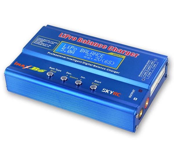Интеллектуальное зарядное устройство Imax B6 80 Вт