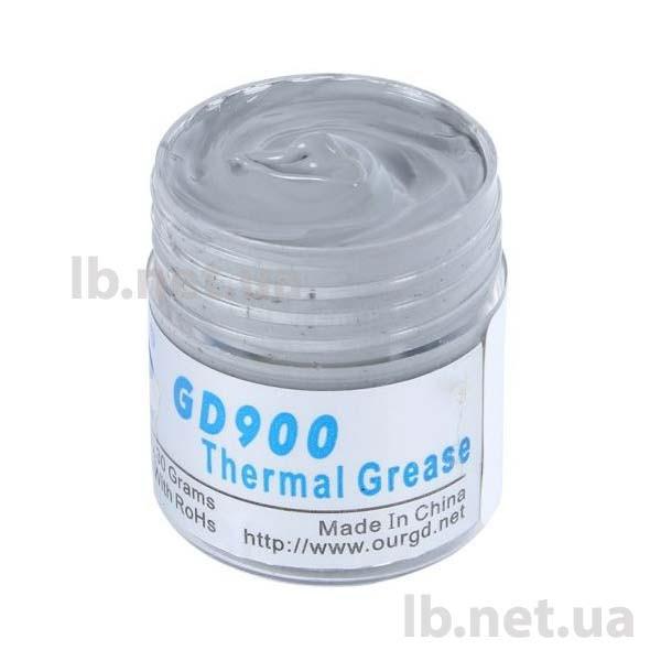 Термопаста GD900 30 гр. (банка)
