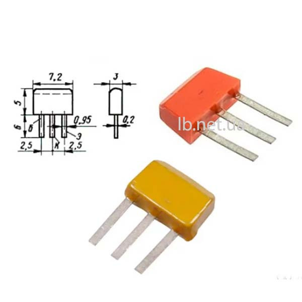 Транзистор КТ315