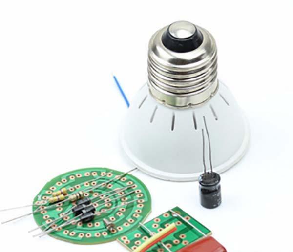 LED лампа набор для сборки