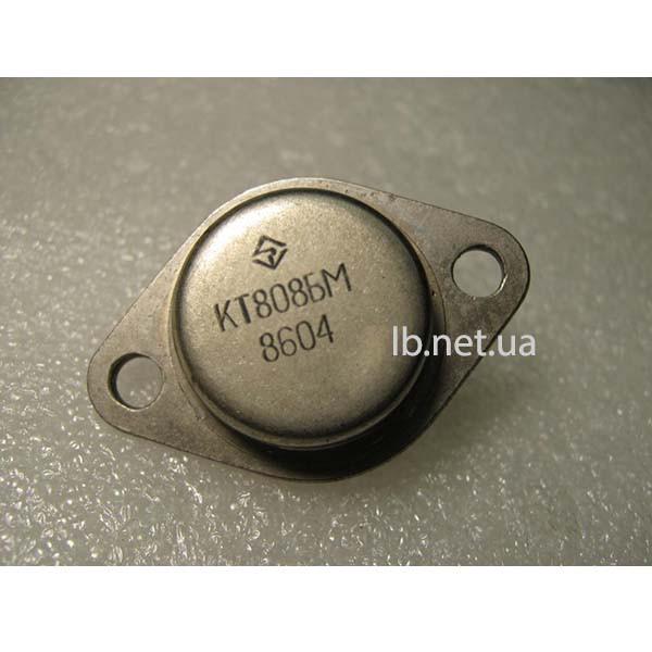 Транзистор КТ808