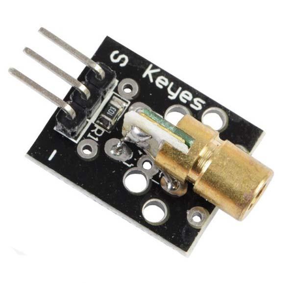 Лазерный модуль KY-008