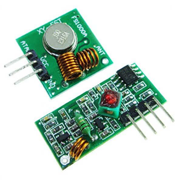 Беспроводной передатчик / приемник MX-FS-03V / MX-05V 433МГц