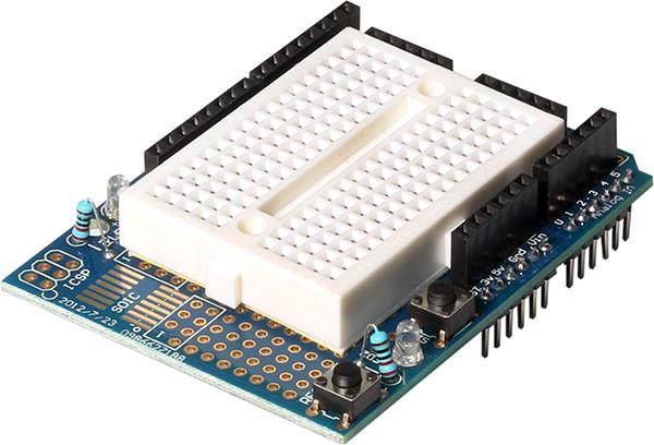 Модуль Arduino Proto Shield