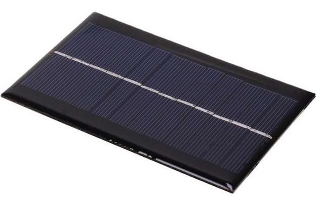 Поликристаллическая солнечная панель 1Вт 6В