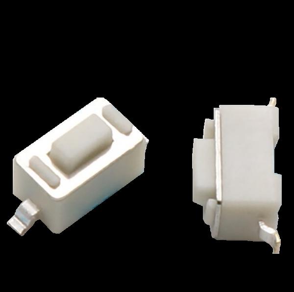 Тактовая кнопка 3 х 6 х 4.3 мм, SMD