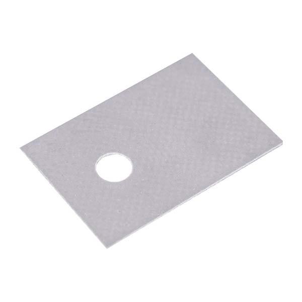 Прокладка К-220 / теплопроводящая силиконовая (Набор из 5 шт)