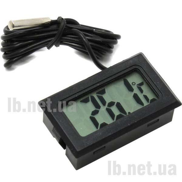 Цифровой термометр с ЖК-дисплеем ТРМ-10 (с термопарой)