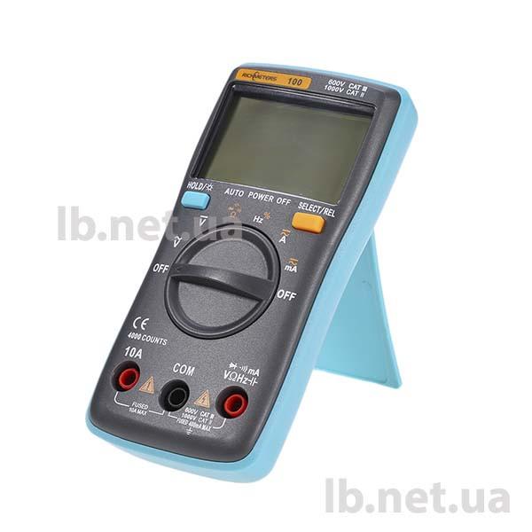 Цифровой Мультиметр RICHMETERS RM100