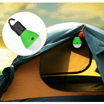 Портативная LED лампа, фонарь для палатки, гаража, рыбалки