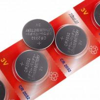 Батарея литиевая CR2032, 3В