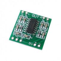 Модуль усилителя звука на микросхеме PAM8403