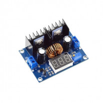 Понижающий преобразователь напряжения на микросхеме XL4016 c 4-36 В до 1.25-36 В