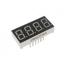 Цифровой 7 сегментный индикатор (4 разряда)