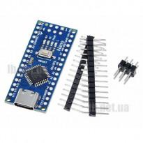 Arduino Nano 3.0 ATmega328, Type-C