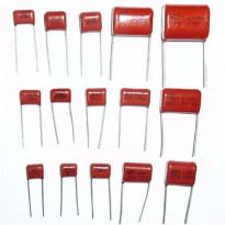 Конденсатор пленочный 400В 100нФ  Р=10 мм