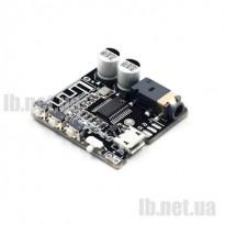 VHM-314 Bluetooth 5.0 стерео аудио модуль-приемник V2.0 (с регулятором)