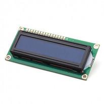 LCD 1602 ЖК модуль для Arduino, 16х2 синий