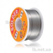 Припой с флюсом Solder (KAINA) 1 мм, 100 гр