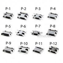 Разъем micro USB 5 pin