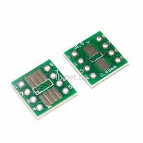 Макетная плата-адаптер SOP-8 к DIP-8