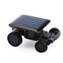 Мини машинка на солнечной панели