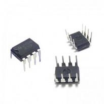 Микросхема NE555 таймер (DIP-8)