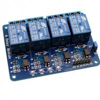 4-канальный релейный модуль для Arduino
