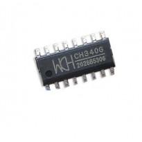 Микросхема CH340G SOP-16