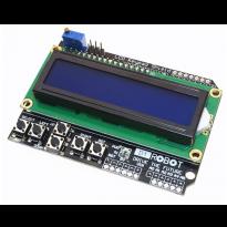 LCD 1602 ЖК Keypad Shield модуль для Arduino