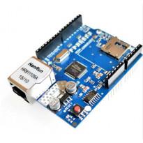 Ethernet Shield W5100 плата для Arduino