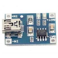 TP4056 Модуль зарядное устройство для li-ion (mini USB)