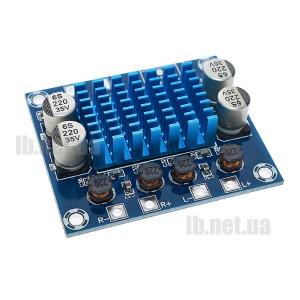 Усилитель мощности стерео на ТРА3110, 30Вт+30Вт, 8-26В